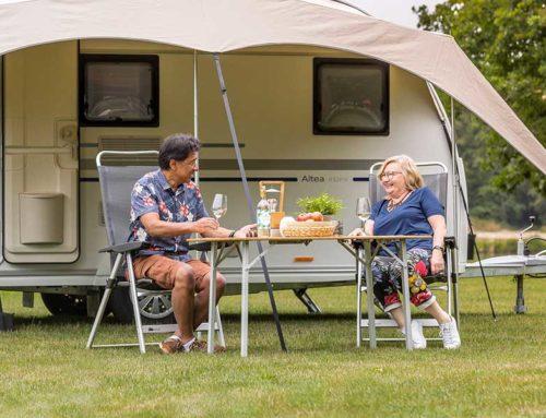 Op vakantie met je caravan in 6 eenvoudige stappen